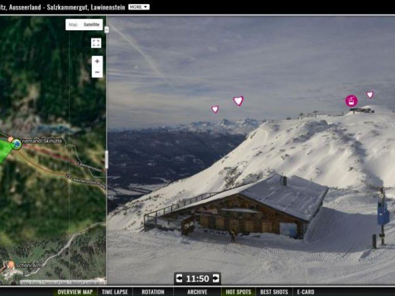 Webcams Deutschland Karte.Panorama Webcam Mit übersichtskarte Panomax Webcam Features